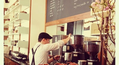 Photo of Coffee Shop Stumptown Coffee Roasters at 18 W 29th St, New York, NY 10001, United States