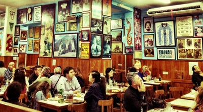 Photo of Italian Restaurant El Cuartito at Talcahuano 937, Buenos Aires 1013AAR, Argentina