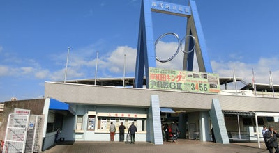 Photo of Racetrack 岸和田競輪場 at 春木若松町22-38, 岸和田市, Japan