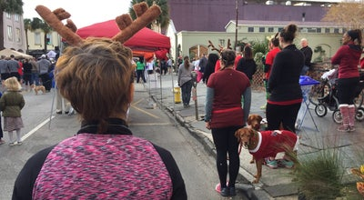 Photo of Racetrack Reindeer Run at East Bay St, Charleston, SC 29401, United States