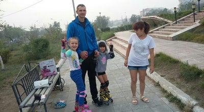 Photo of Theme Park черный тюльпан at Russia