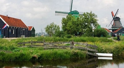 Photo of Tourist Attraction Zaanse Schans at Schansend 1, Zaandam 1509 AW, Netherlands