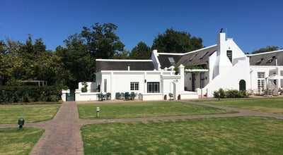 Photo of Hotel Erinvale Estate Hotel at 1 Erinvale Avenue, Somerset West 7130, South Africa