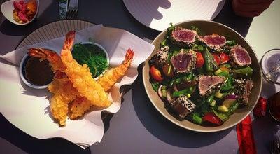 Photo of Asian Restaurant Bar Chine at Draakplaats 3, Antwerp 2018, Belgium