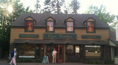 Photo of American Restaurant Pine Tavern Restaurant at 967 Nw Brooks St, Bend, OR 97703, United States
