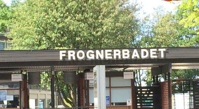 Photo of Other Great Outdoors Frognerbadet at Middelthuns Gate 28, Oslo 0368, Norway