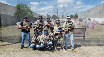 Photo of Paintball Field Bulletproof Paintball at Av. De Las Industrias, Chihuahua, Mexico
