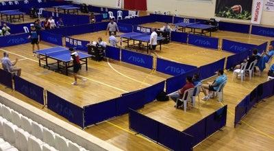 Photo of Basketball Court Çeşme Kapalı Spor Salonu at Turkey