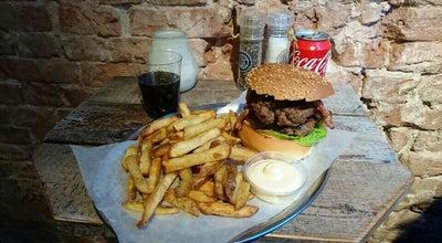 Photo of American Restaurant Burgerlijk Amsterdams at Runstraat 1, Amsterdam 1016 GJ, Netherlands