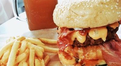 Photo of Burger Joint BG Burger's at Sampaga, Batangas, Philippines