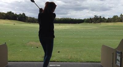 Photo of Golf Course Melbourne Golf Academy at 385 Centre Dandenong Rd., Heatherton, VI 3202, Australia