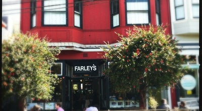 Photo of Cafe Farley's Coffeehouse at 1315 18th St, San Francisco, CA 94107, United States