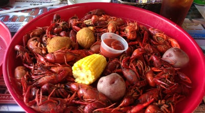 Photo of Seafood Restaurant Cajun Boilers at Albert Pike, Hot Springs, AR 71913, United States