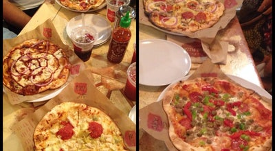 Photo of Pizza Place Mod Pizza at 4502 S Steele St, Tacoma, WA 98409, United States