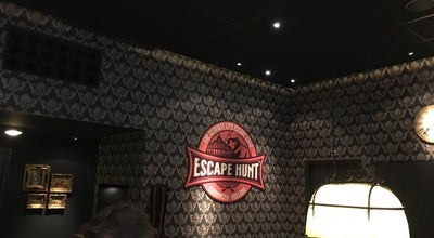 Photo of Tourist Attraction The Escape Hunt Experience Groningen at Het Hout 1, Groningen 9723 LA, Netherlands