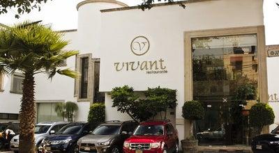 Photo of Restaurant Vivant at Av. Revolución 1378, Col. Guadalupe Inn, DF 01020, Mexico