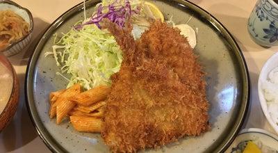 Photo of Japanese Restaurant とんかつ 青新軒 at 神田小川町3-11, 千代田区, Japan