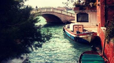 Photo of Pier Imbarcadero ACTV Sant'Elena at Venezia, Italy