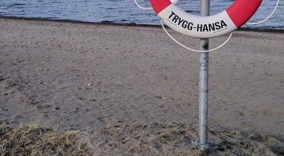 Photo of Beach Vätterstranden at Vätterstranden, Jönköping, Sweden