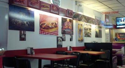 Photo of American Restaurant I Went To Philly at 997 Eglinton Ave W, Toronto M6C 2C7, Canada