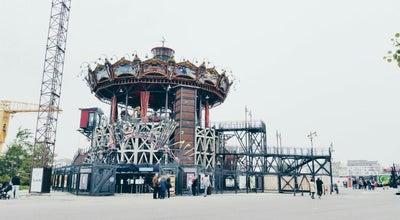 Photo of Theme Park Carrousel du Monde Marin at 76-80 Boulevard De La Prairie Au Duc, Nantes 44200, France