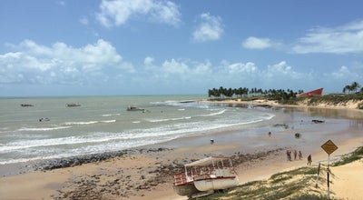 Photo of Beach Maracajaú at Natal, RN, Brazil
