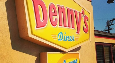Photo of American Restaurant Denny's at 5535 W Century Blvd, Los Angeles, CA 90045, United States