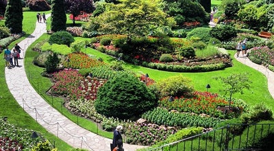 Photo of Botanical Garden Butchart Gardens at 800 Benvenuto Ave, Brentwood Bay, BC V8M 1J8, Canada