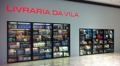 Photo of Bookstore Livraria da Vila at Pátio Batel, Curitiba 80420-090, Brazil