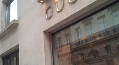 Photo of Clothing Store Gucci at 350 Rue Saint Honoré, Paris 75001, France