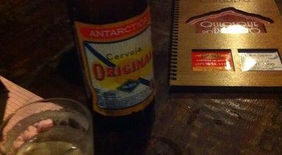 Photo of Beer Garden Quiosque do Detinho at Brazil