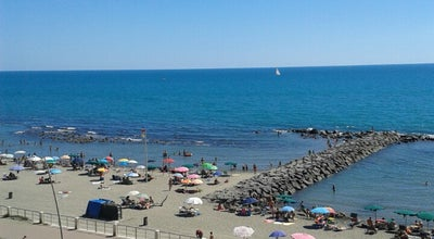 Photo of Beach Ostia Spiaggia at Italy