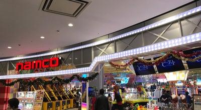 Photo of Arcade ナムコランド イーアスつくば店 at 研究学園5-19, つくば市, Japan