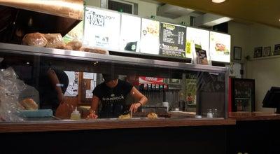 Photo of Restaurant Shamrock Burgers at 6109 Kingston Rd, Toronto M1C 1K5, Canada