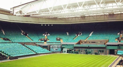 Photo of Tennis Court Court No.1 at The All England Lawn Tennis Club, London SW19 5AE, United Kingdom