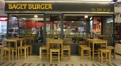 Photo of Restaurant Baget Burger at Altintop Mahallesi 834. Sokak No:2/c Merkezefendi, Denizli 20010, Turkey