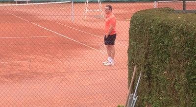 Photo of Tennis Court Tennis Club de la Citadelle at Av. Du Milieu Du Monde 3, Namur 5000, Belgium