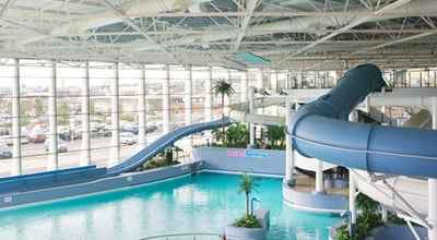 Photo of Water Park LC Swansea at Oystermouth Road, Swansea SA1 3ST, United Kingdom