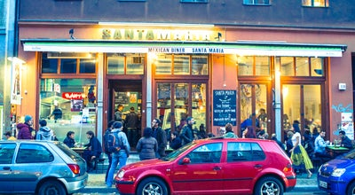 Photo of Mexican Restaurant Santa Maria at Oranienstr. 170, Berlin 10999, Germany