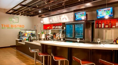 Photo of Hotel Bar The Bistro at Courtyard by Marriott Manhattan Times Square West at 307 W 37th St, New York, NY 10018, United States
