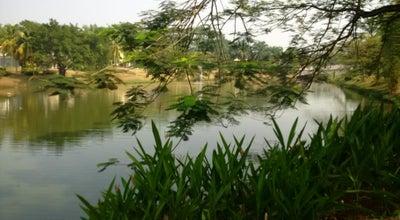 Photo of Lake Virginia Lagoon at Jl. Danau Tondano, Tangerang Selatan 15322, Indonesia