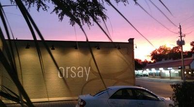 Photo of French Restaurant Restaurant Orsay at 3630 Park St, Jacksonville, FL 32205, United States