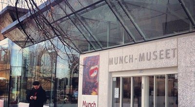 Photo of Art Museum Munch-museet at Tøyengata 53, Oslo 0578, Norway