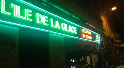 Photo of Restaurant Gelateria di Torino L'Ile de la Glace at 2 Avenue De Grasse, Cannes 06400, France
