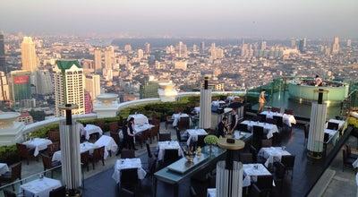 Photo of Hotel lebua at State Tower at 1055 Silom Rd., Bang Rak 10500, Thailand