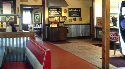 Photo of American Restaurant Fuddruckers at 1612 Airport Fwy, Bedford, TX 76022, United States