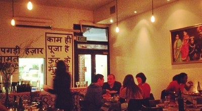 Photo of Indian Restaurant Horn Please at 167 St Georges Rd, Fitzroy North, Vi 3068, Australia