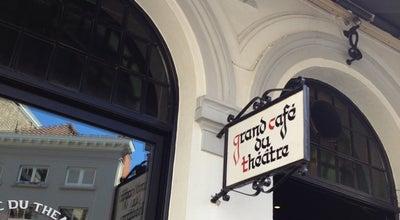 Photo of Bar Grand Cafe Du Théâtre at Kuipersstraat 14, Brugge 8000, Belgium