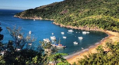 Photo of Beach Praia do Jabaquara at Ilhabela, Brazil