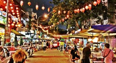 Photo of Street Food Gathering Jalan Alor at Jalan Alor, Kuala Lumpur 50200, Malaysia
